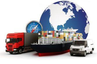 Оплата международной перевозки груза
